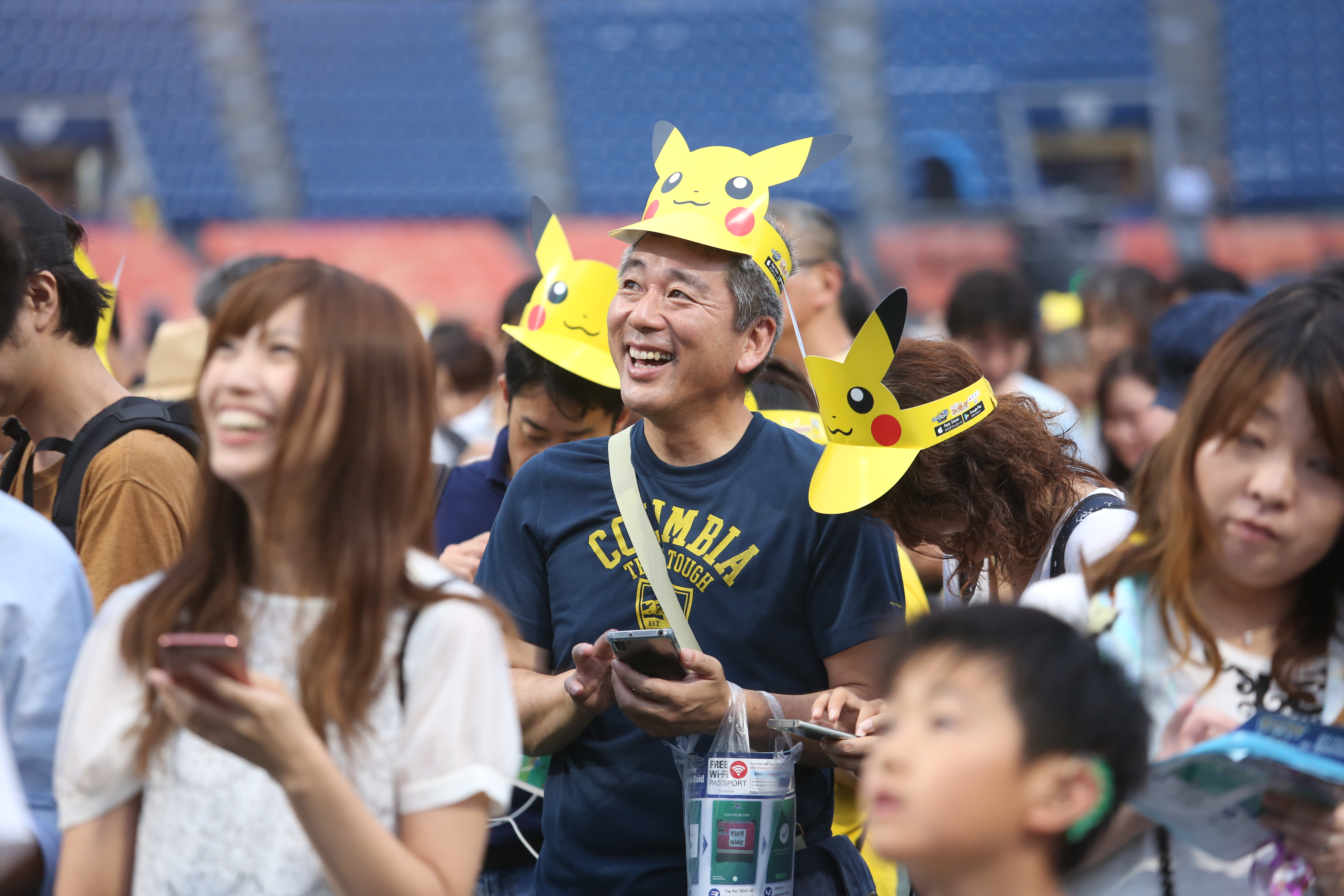 2M Players, Seven Days, One City - Pikachu Outbreak & The